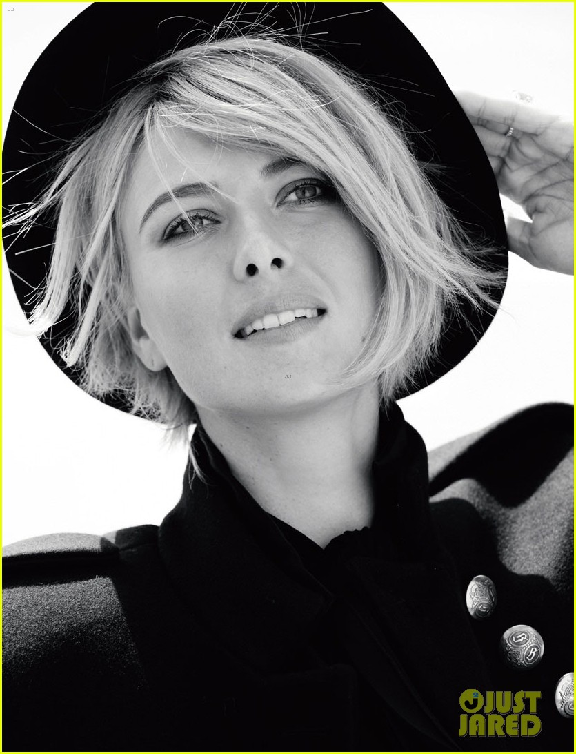 maria sharapova covers harpers bazaar russia exclusive 11