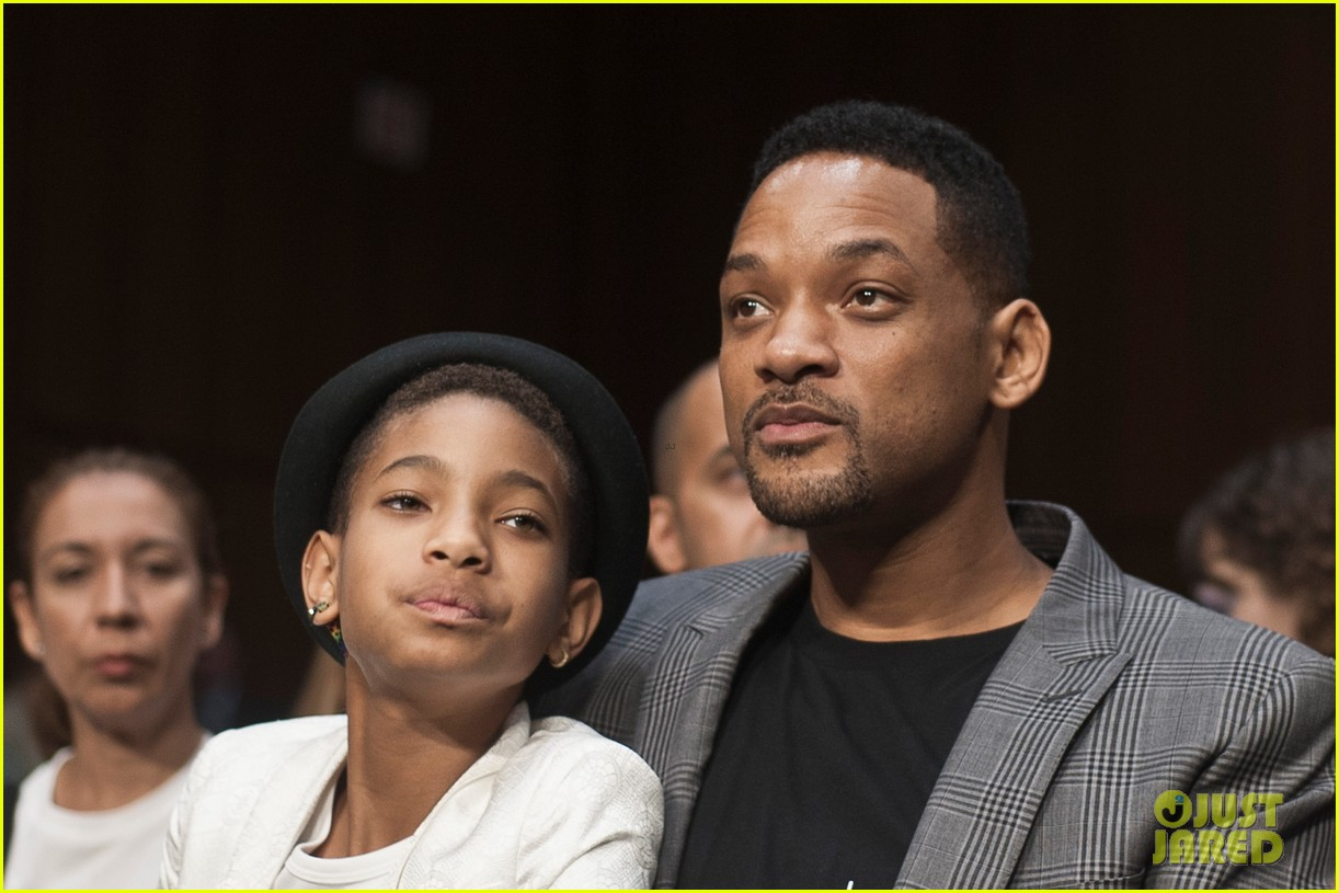 willow smith testifies on capital hill with will willow 01