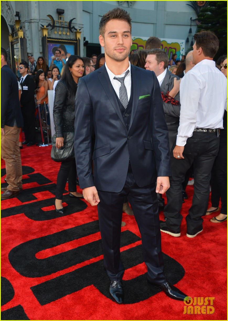 ashley tisdale ryan guzman step up revolution premiere 16