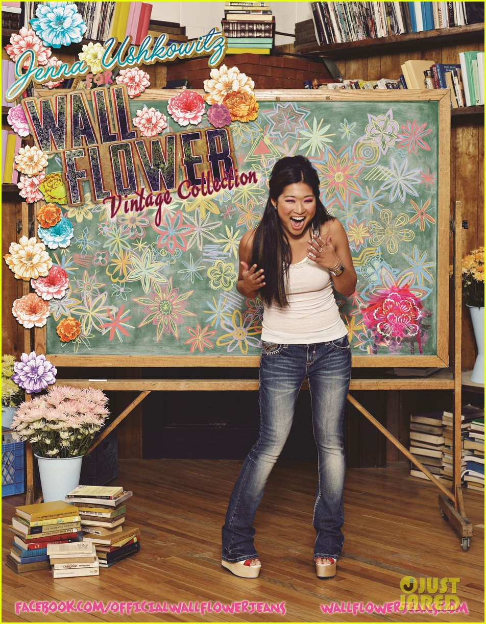 jenna ushkowitz is a wall flower harry shum jr goes glam 03
