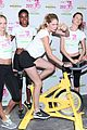 victorias secret angels soulcycle for cancer research 03