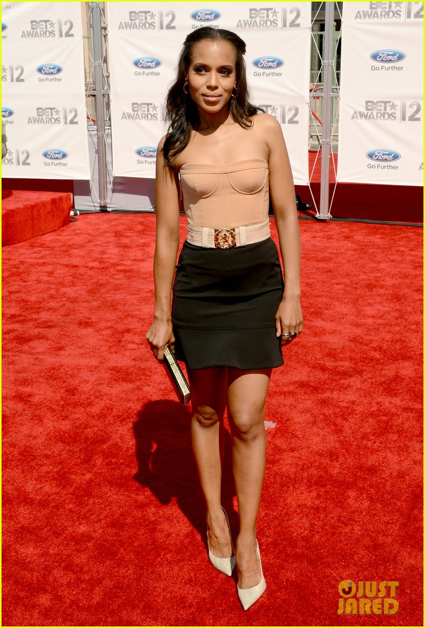 kerry washington taraji p henson bet awards 2012 012681883