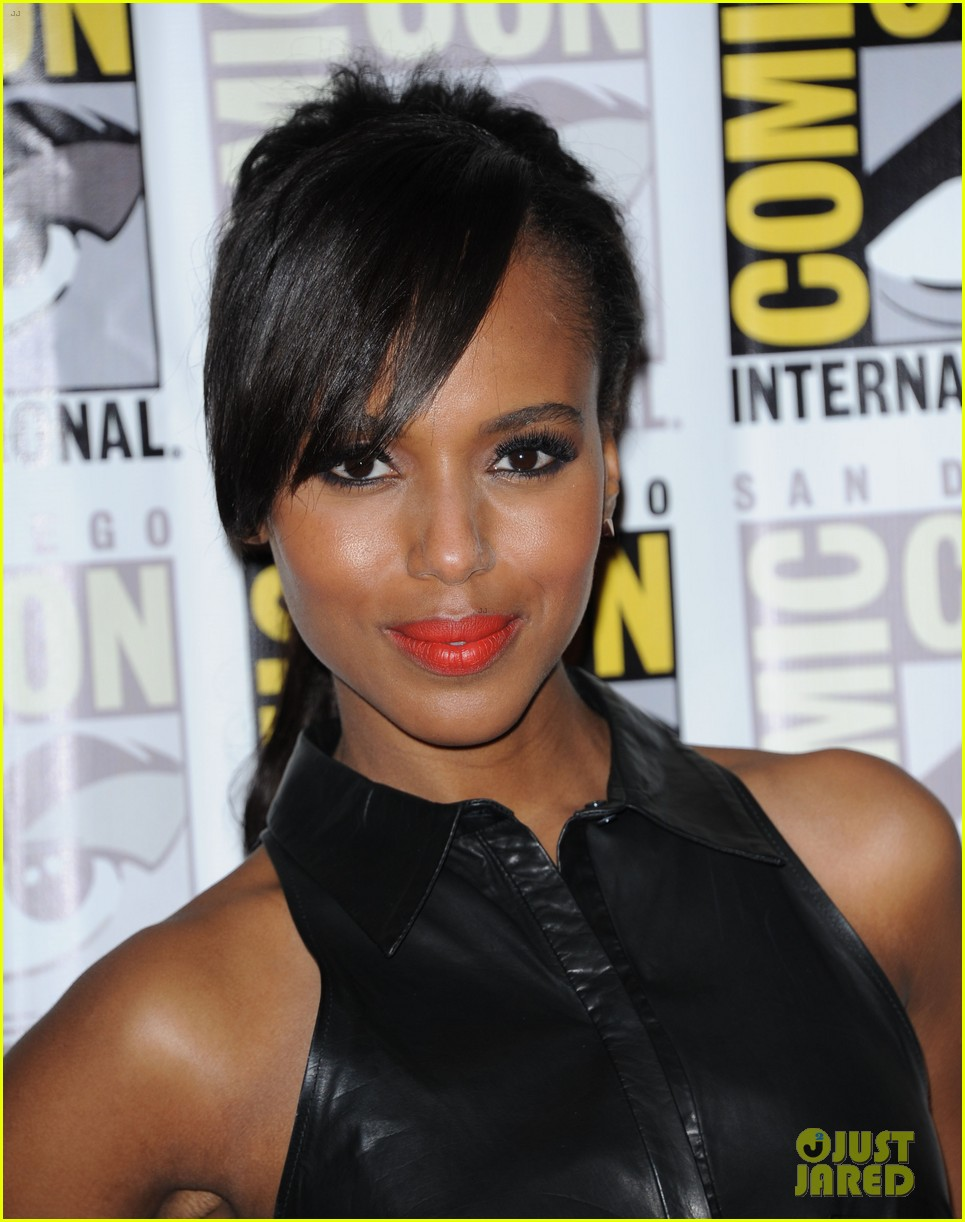 kerry washington milla jovovich comic con panels 28