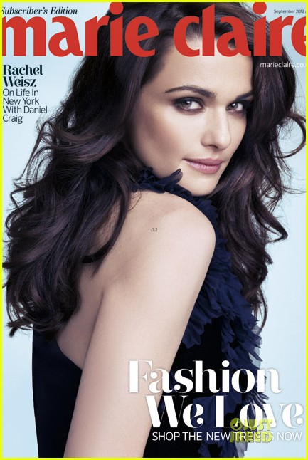 rachel weisz covers marie claire uk september 2012 02