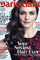 rachel weisz covers marie claire uk september 2012 01
