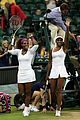 venus serena williams win wimbledon doubles crown 01