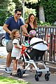 jessica alba park playtime with the family 05