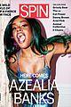 azealia banks spin magazine september october 2012 01