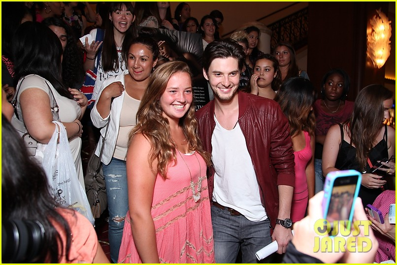 ben barnes the words screening 01