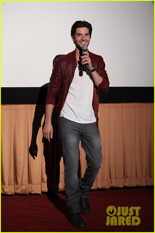 ben barnes the words screening 052703819