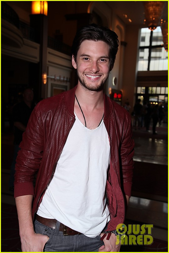 ben barnes the words screening 06