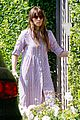 jessica biel leaving friends house 09