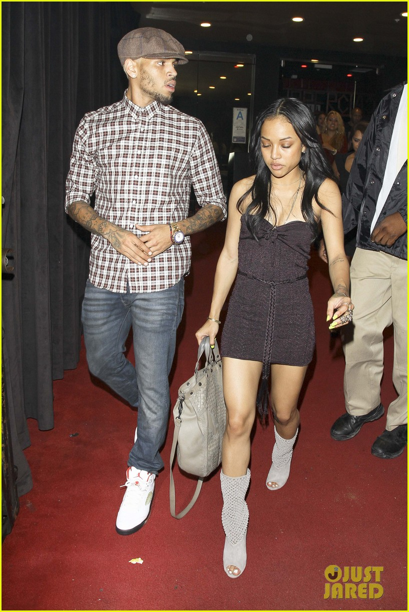 chris brown supperclub party 01