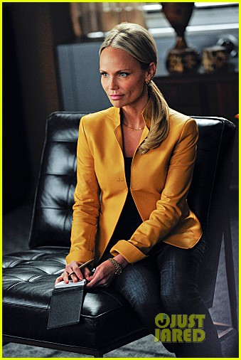 kristin chenoweth rita wilson good wife first look pics 01