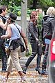 lily collins jamie campbell bower mortal instruments set 12