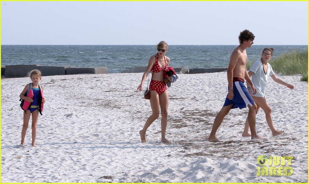taylor swift bikini conor kennedy shirtless 24