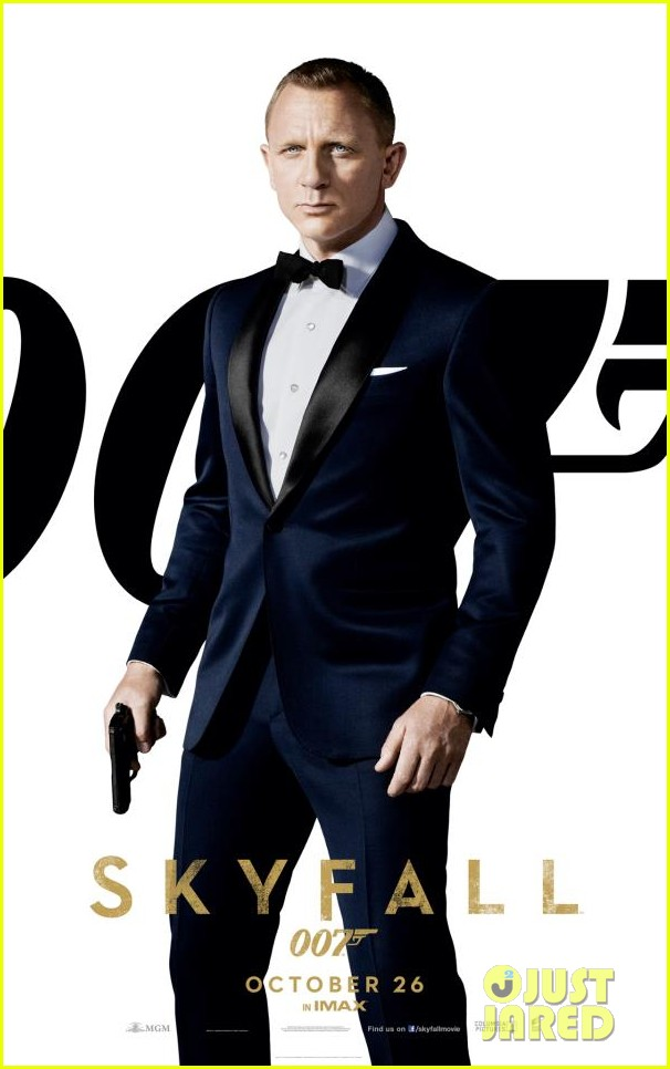 daniel craig new skyfall uk posters 03