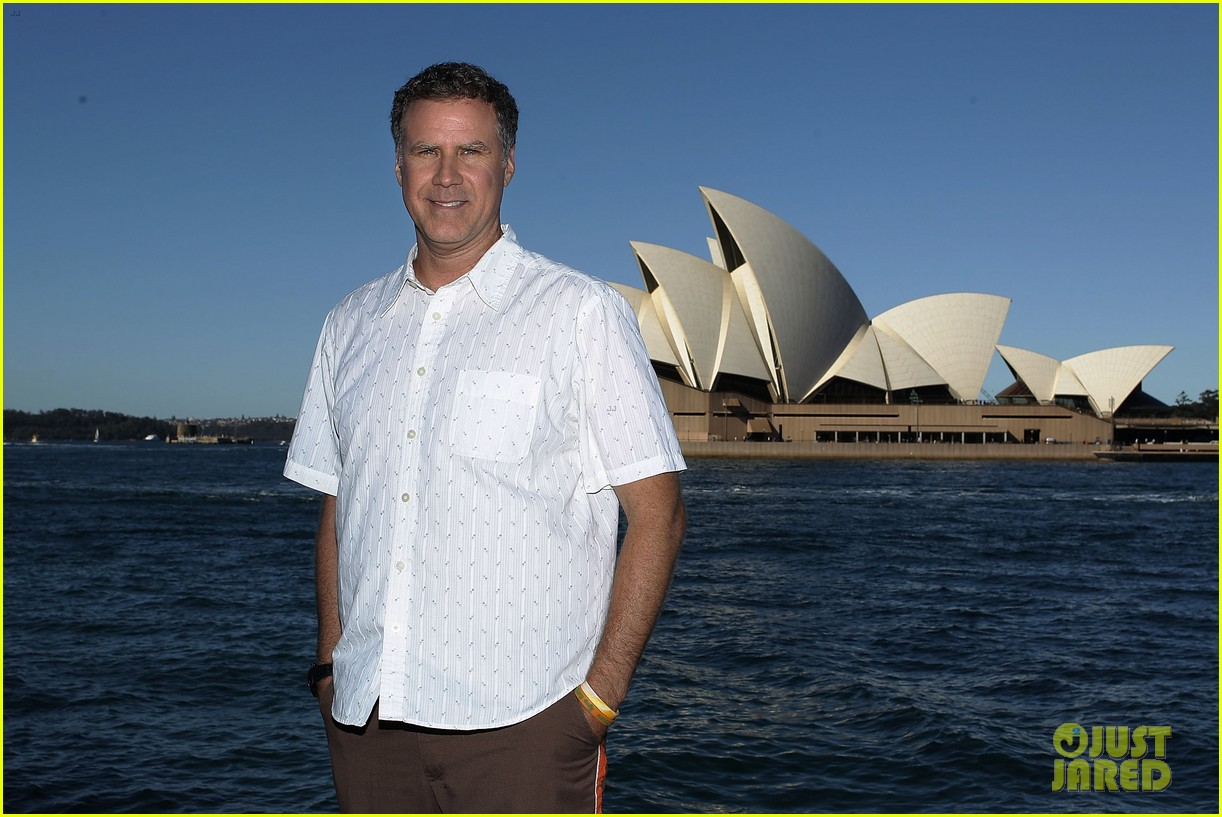 will ferrell brings the campaign to australia 05
