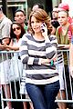 tina fey 30 rock filming 05