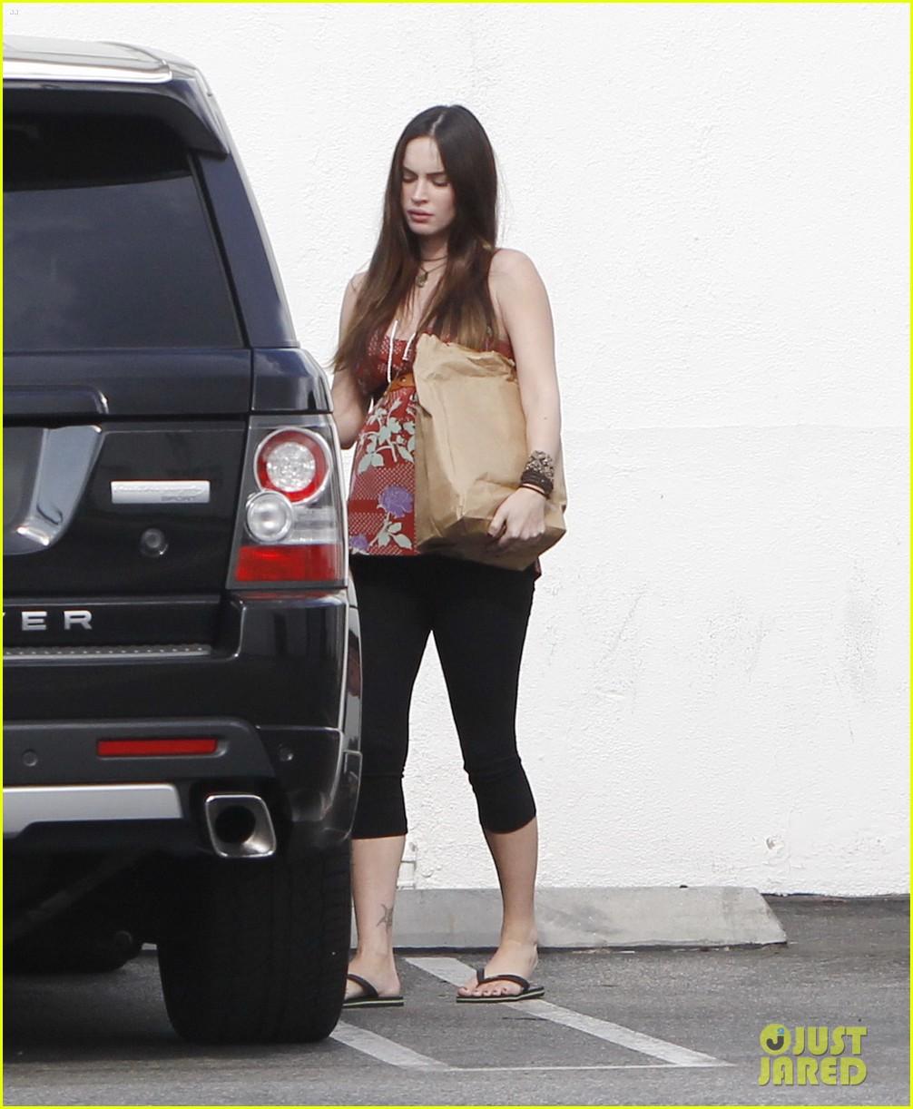 Megan Fox: Baby Bumpin' in
