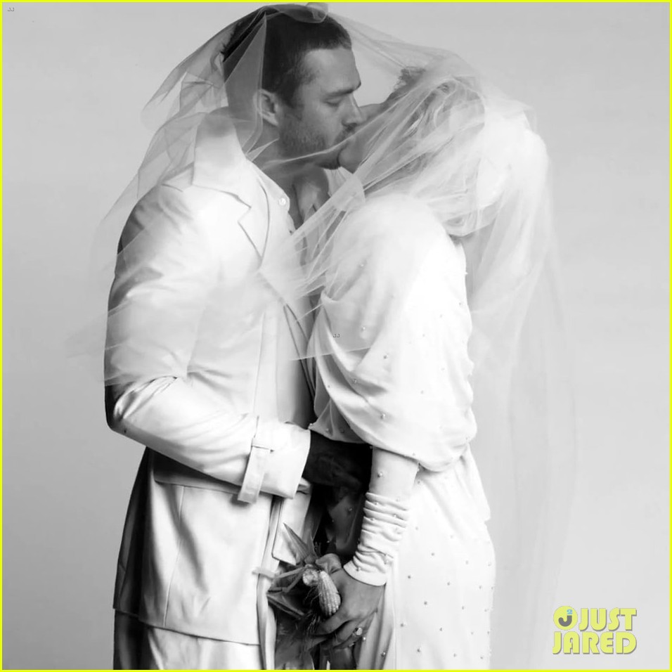 lady gaga taylor kinney fake married in you and i fashion video 04