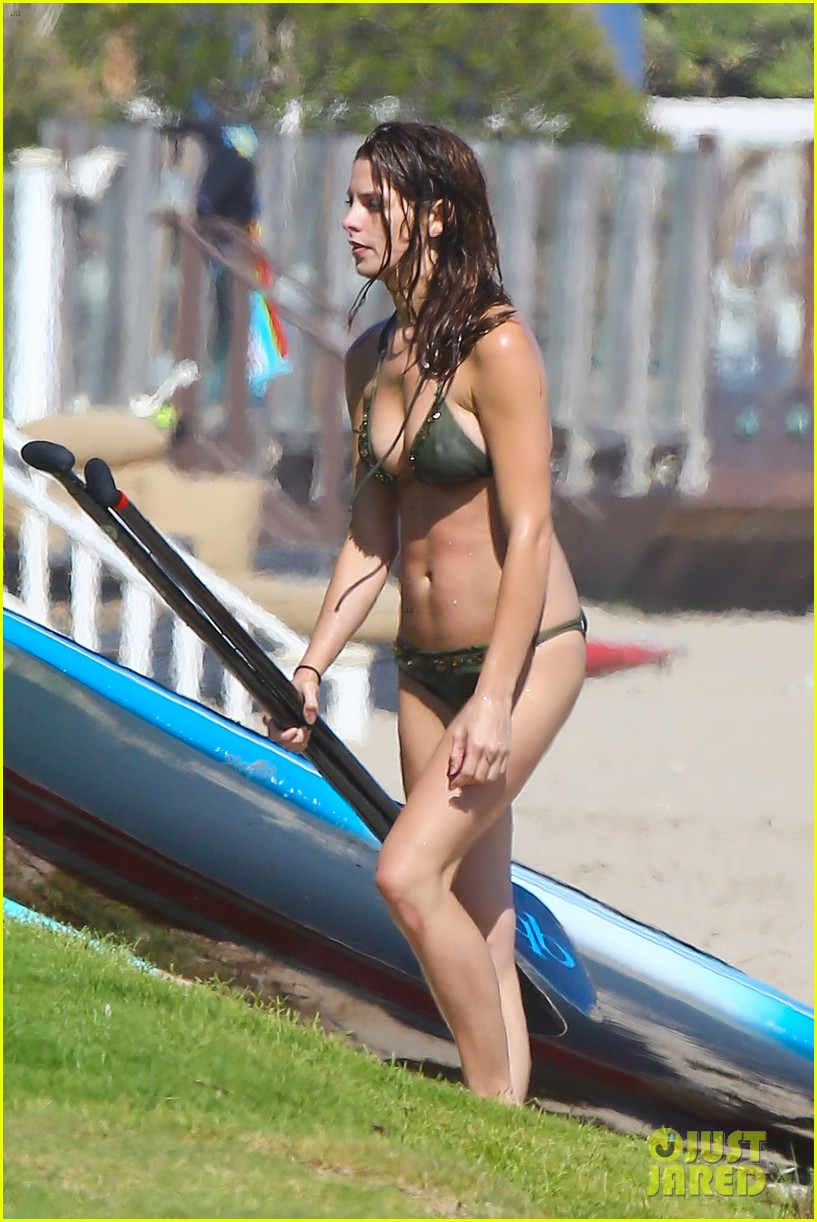 ashley greene bikini babe in malibu 32