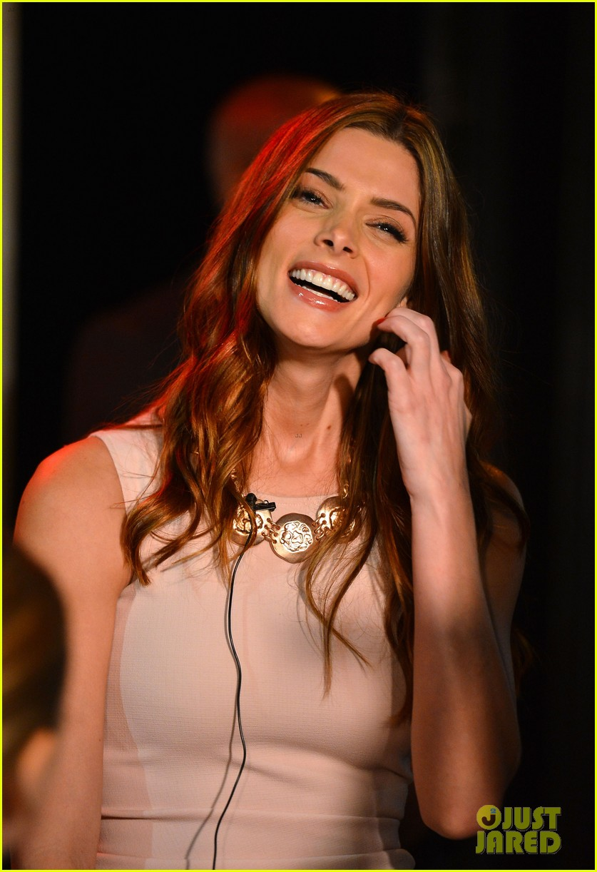 ashley greene nylon cover party 02
