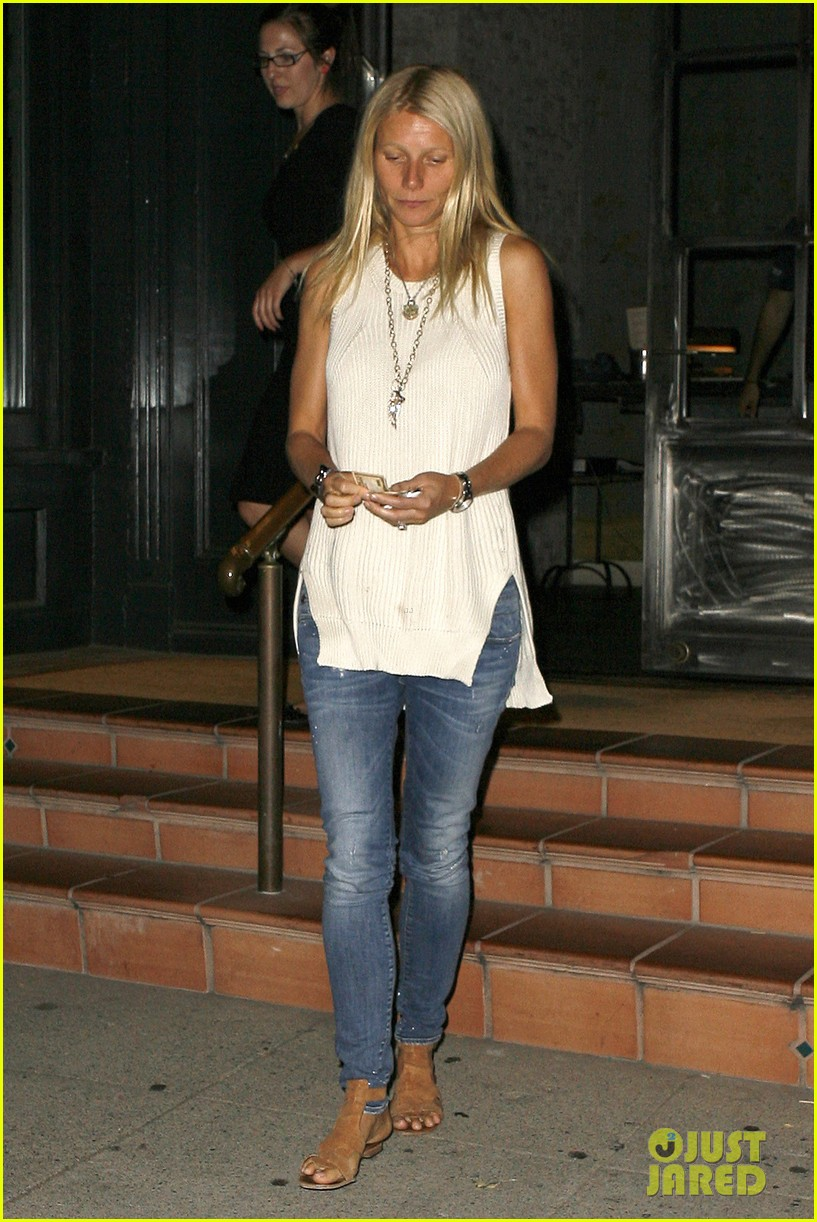 gwyneth paltrow tavern dinner 072701899