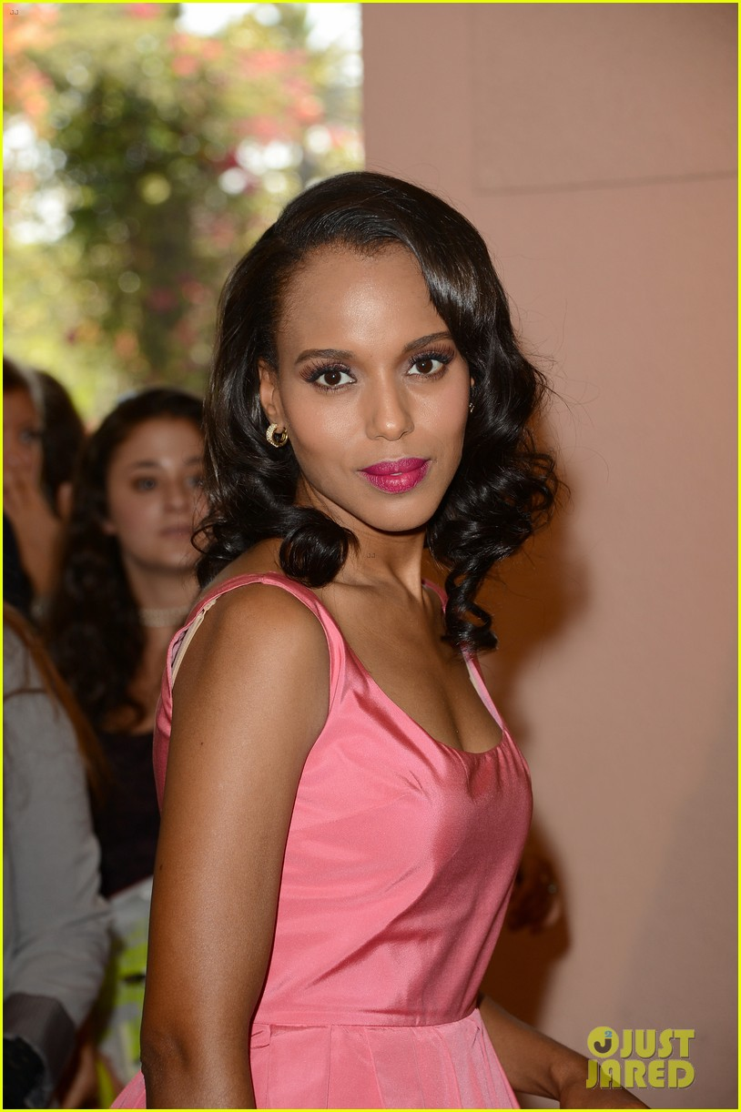 christina hendricks kerry washington hfpa luncheon 10