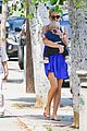 kate hudson brentwood with ryder and baby bingham 09