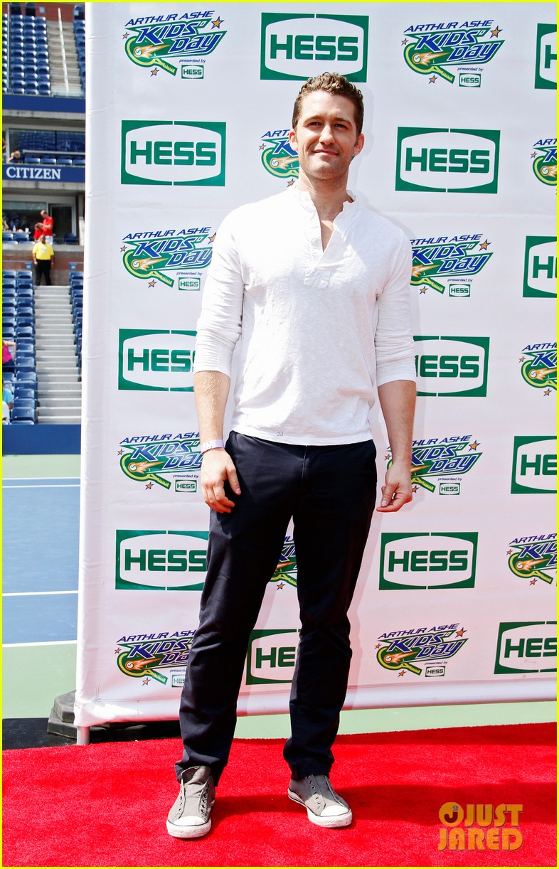carly rae jepsen adam young arthur ashe kids day 12