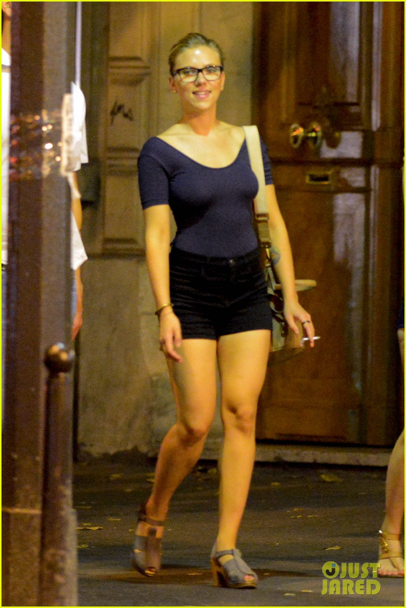 scarlett johansson nate naylor schmuck dinner in paris 032705333