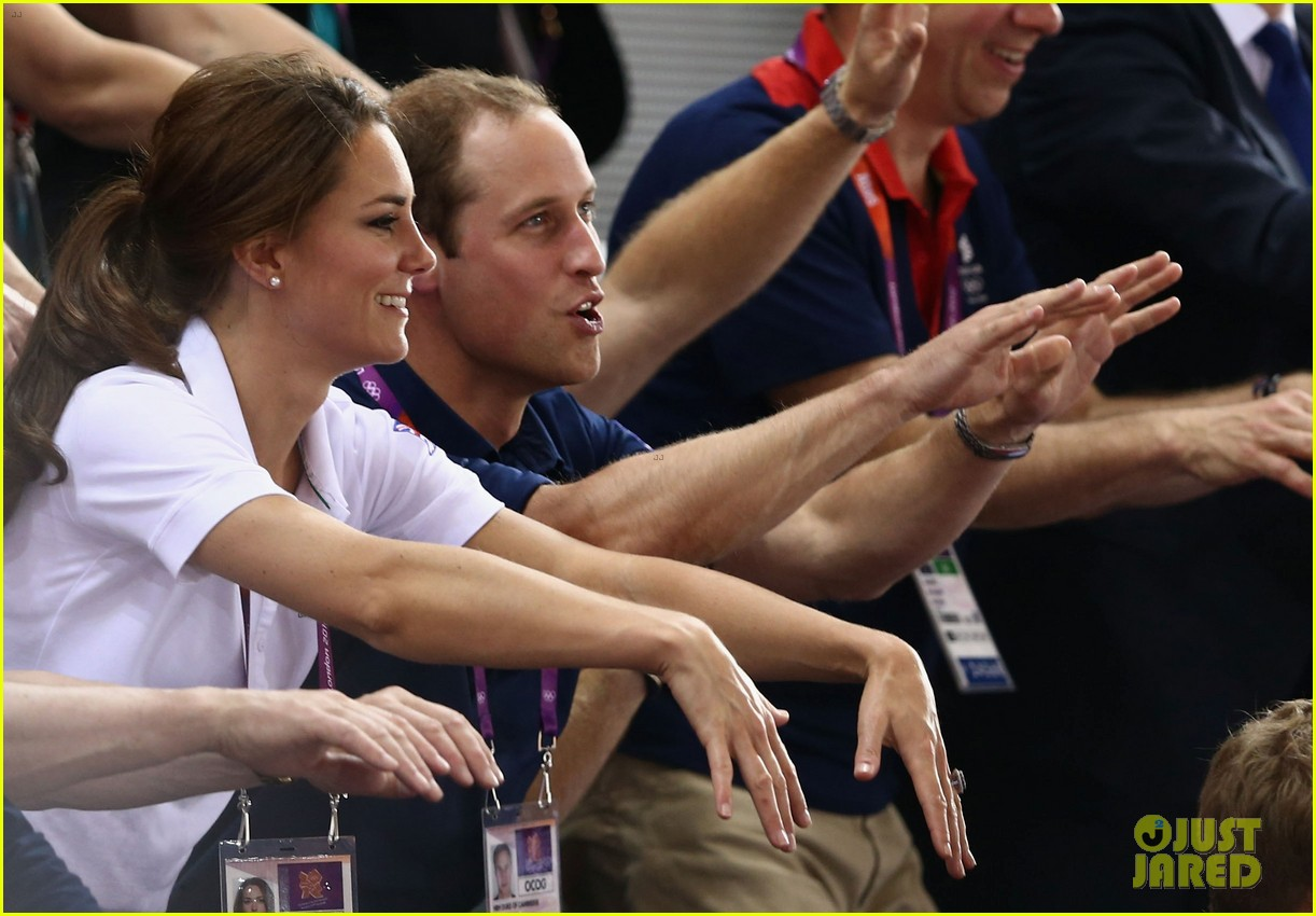duchess kate prince william celebrate great britains cycling win at the olympics 162695874
