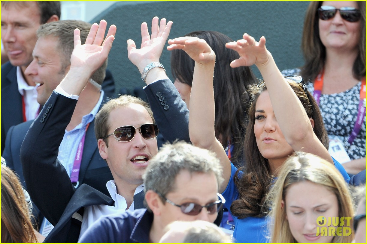 prince william duchess kate olympics tennis day six 10