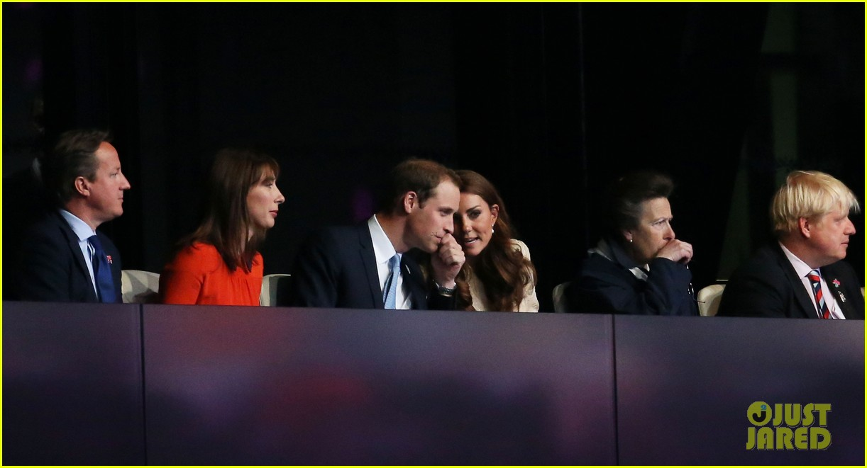 duchess kate prince william paralympics opening ceremony 12