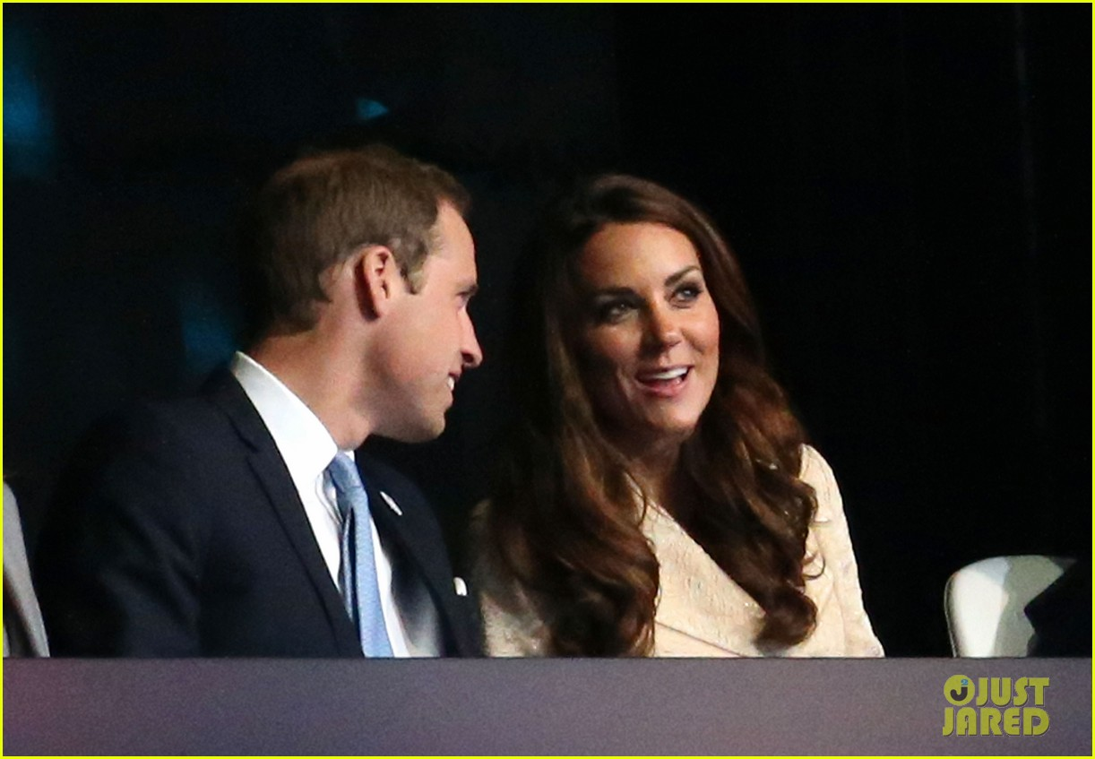 duchess kate prince william paralympics opening ceremony 22