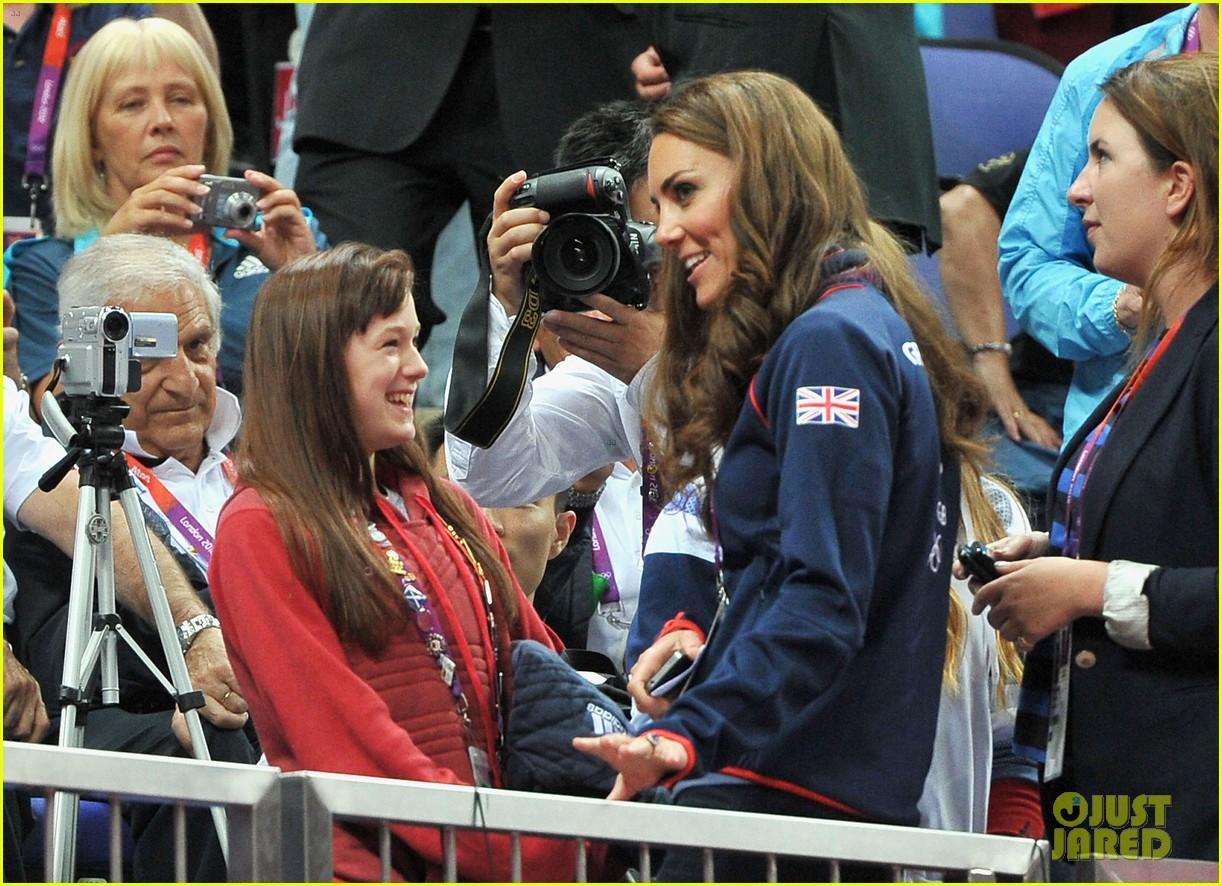 duchess kate olympic spectator 152697402