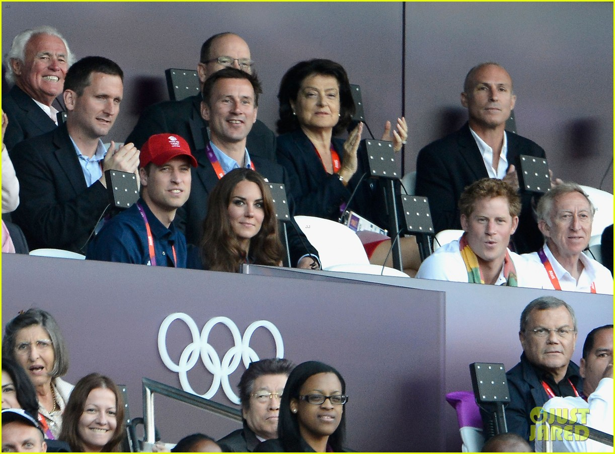 duchess kate olympic spectator 162697403