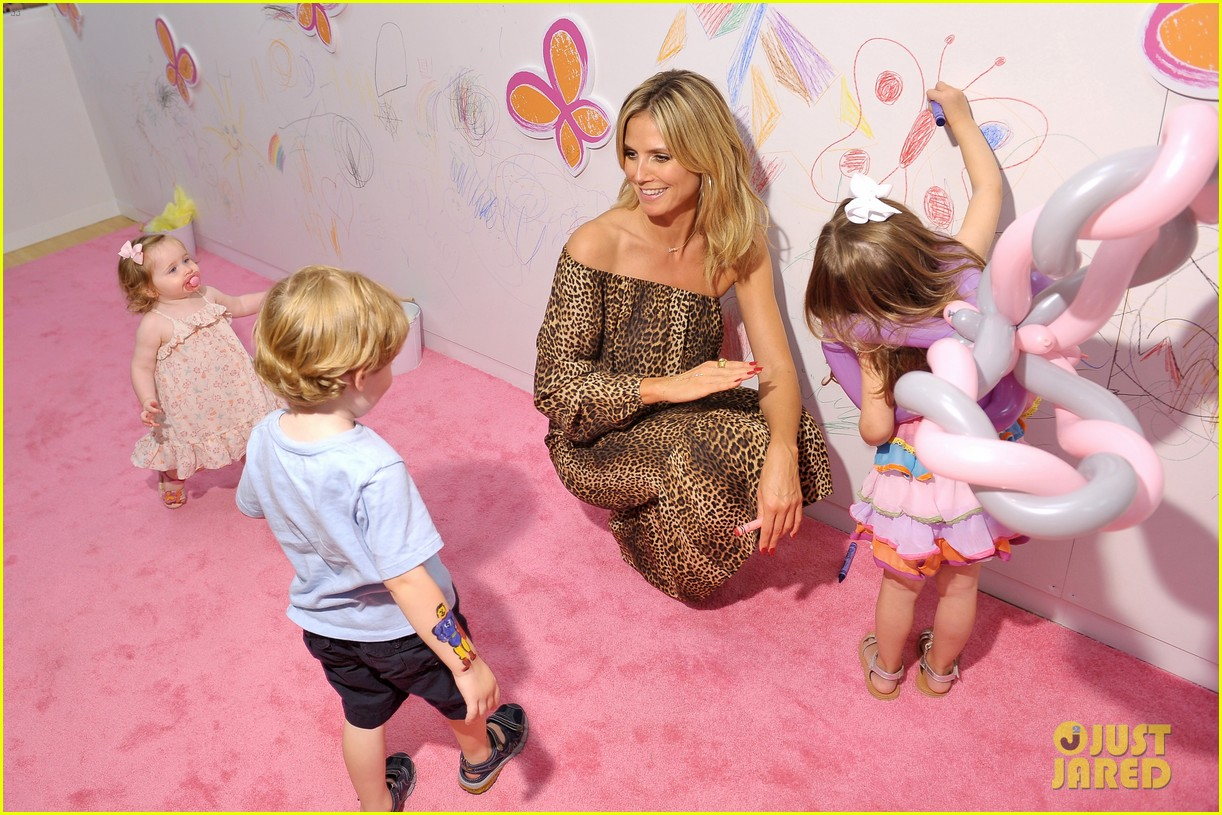 Babies r us - Heidi Klum Launches Truly Scrumptious For Babies R Us Photo 2702570 Heidi Klum Pictures Just Jared