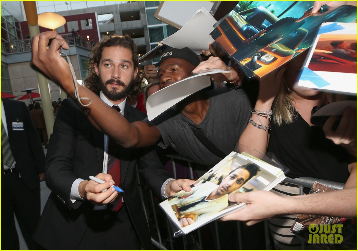 shia labeouf liberty ross lawless hollywood premiere 18