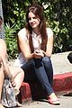 lana del rey chats outside chateau marmont 02