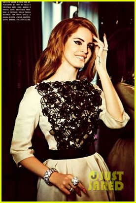 lana del rey vogue italy fashion spread 04