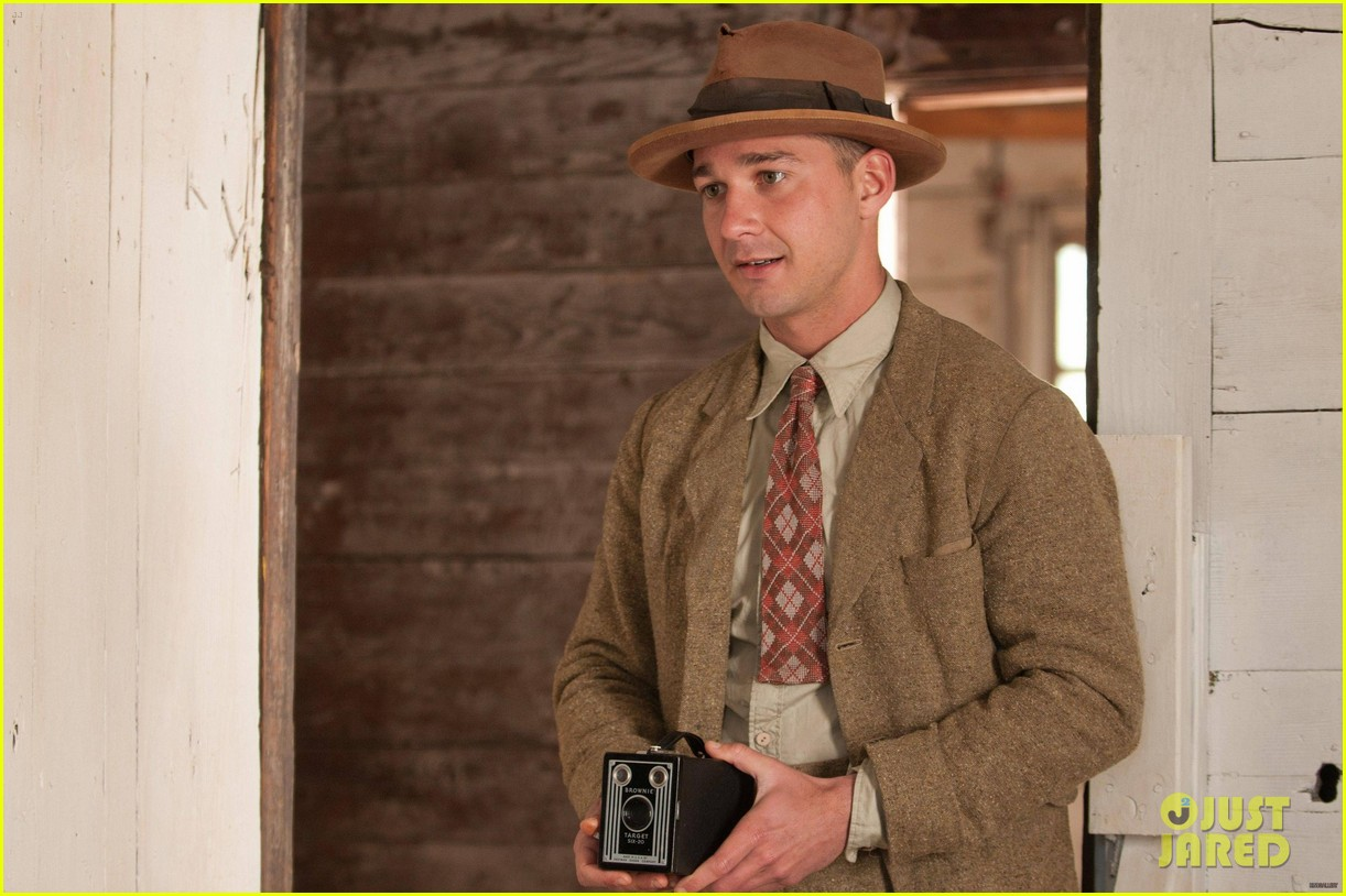 tom hardy jessica chastain shia labeouf lawless stills 02