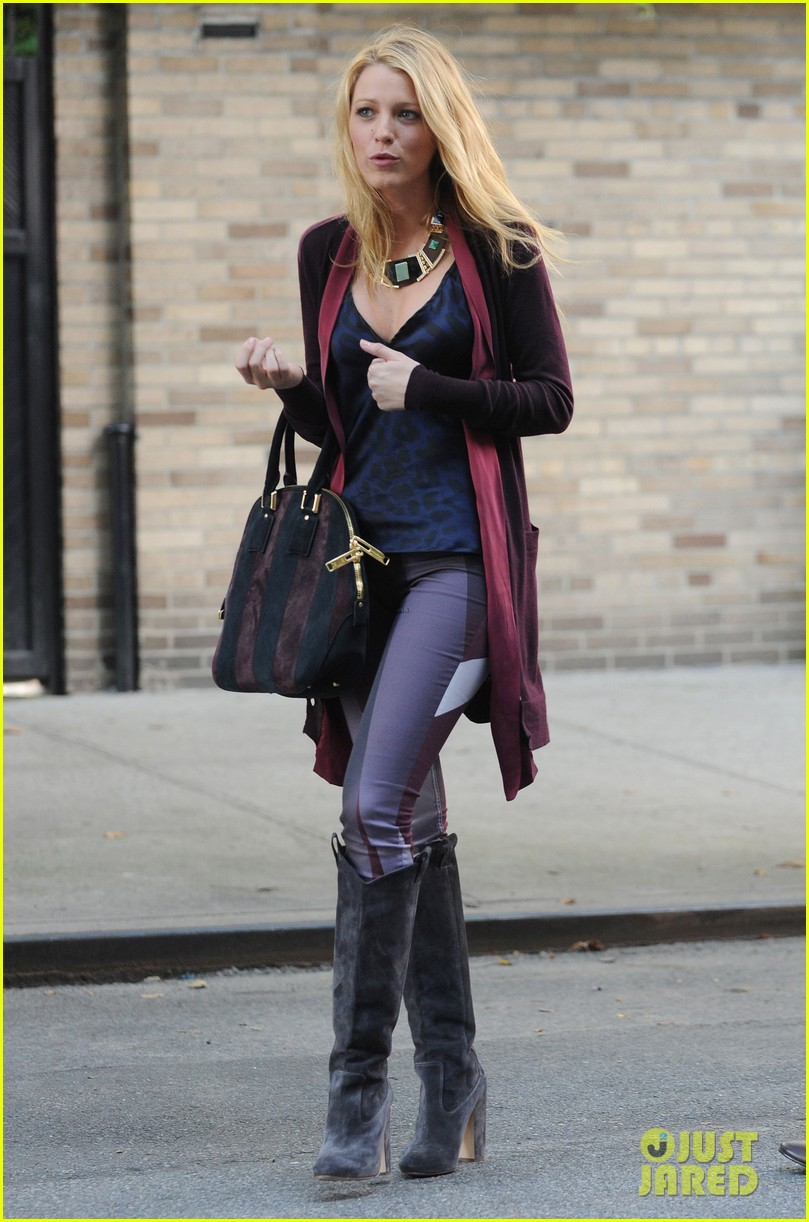 blake lively penn badgley gossip girl take two ed westwick 182710846