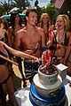 ryan lochte las vegas pool party weekend 04