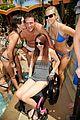 ryan lochte las vegas pool party weekend 19