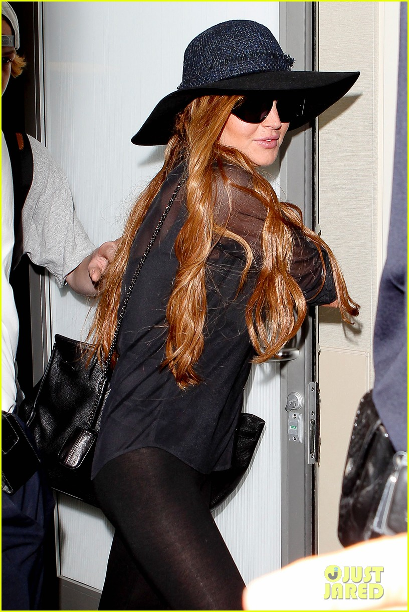 lohan lax chic 10