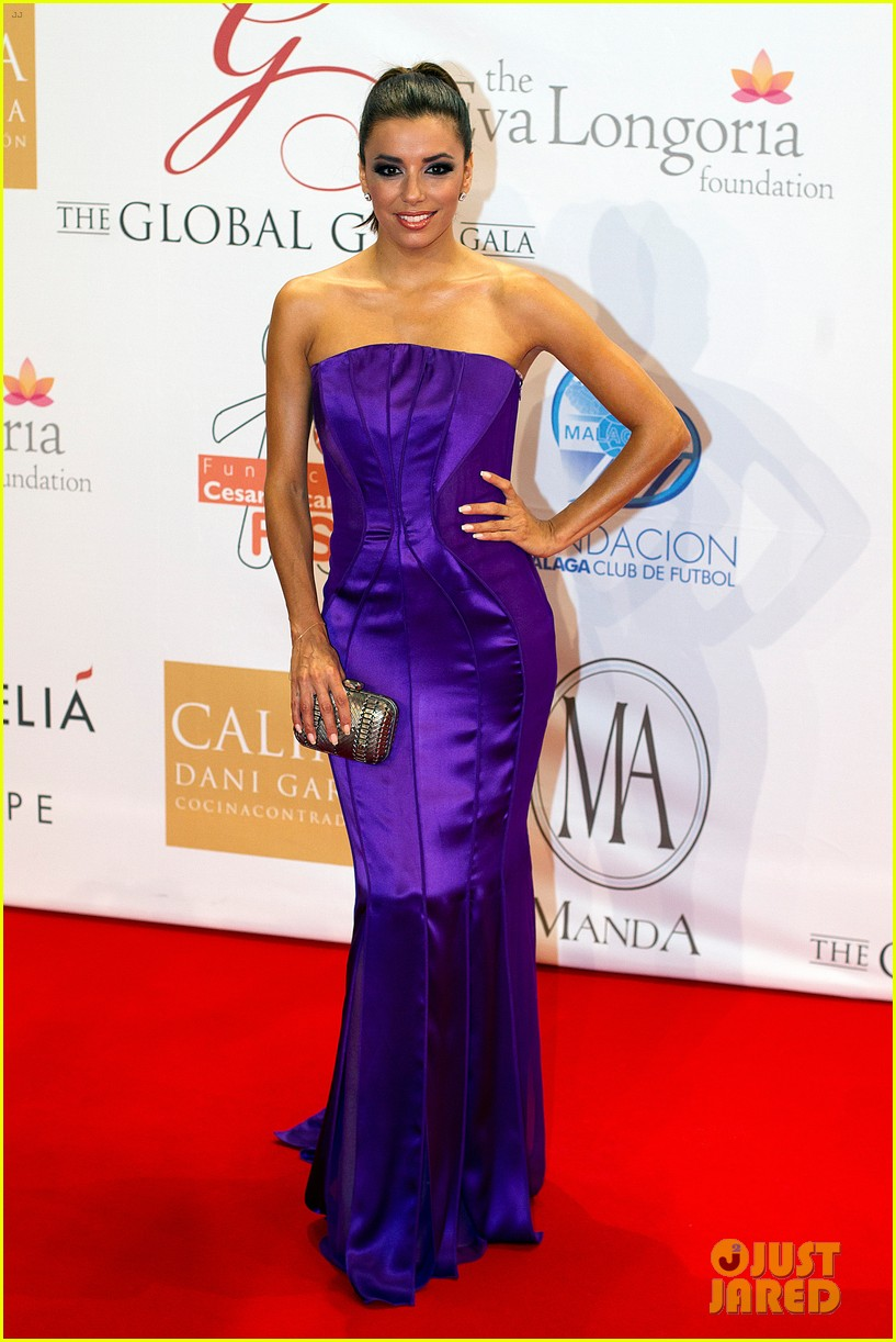 eva longoria amaury nolasco global gift gala givers 012705491