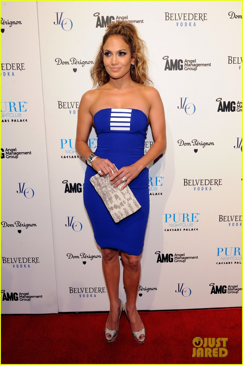 jennifer lopez pure nightclub post concert party 01