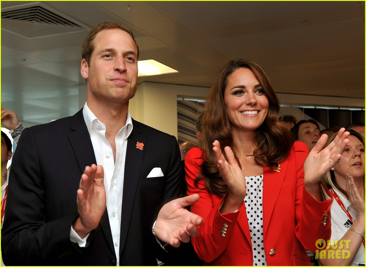 kate middleton prince william swimming spectators 05